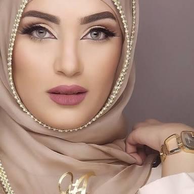بالصور صور نساء محجبات , اجمل بنات محجبة