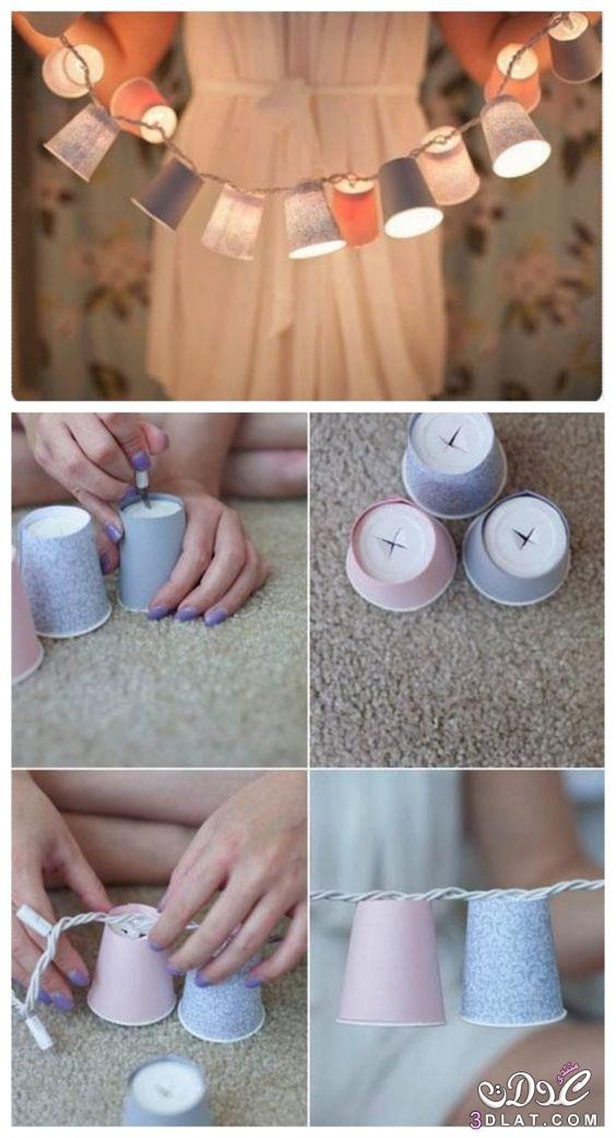 صور اشغال يدوية بسيطة , اعمال يدوية سهلة