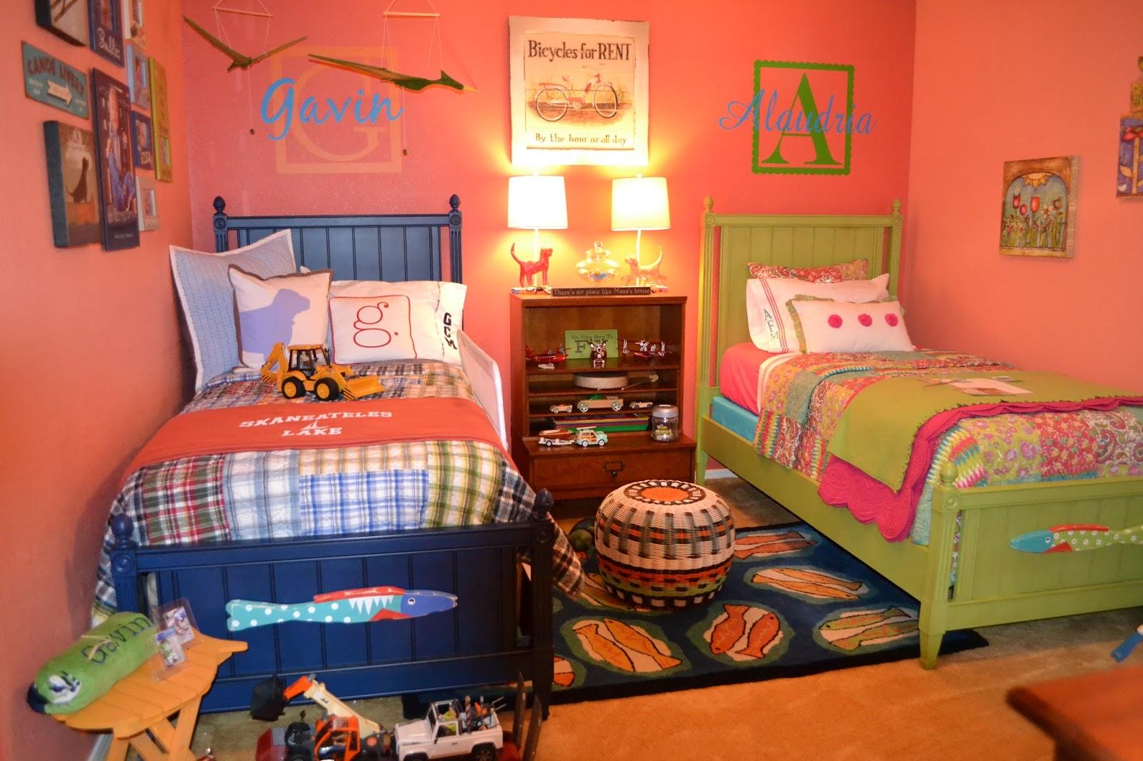 غرف نوم اطفال اولاد احلى ديكورات غرف الاطفال