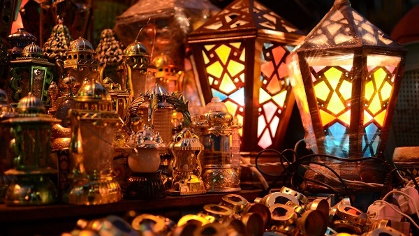 صورة فانوس رمضان متحرك , اجمل صور لفوانيس رمضان