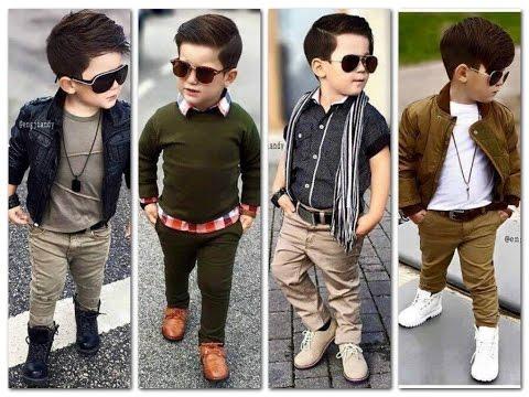 a884b575bd401 اجمل ملابس اطفال اولد شتويه2019 ...
