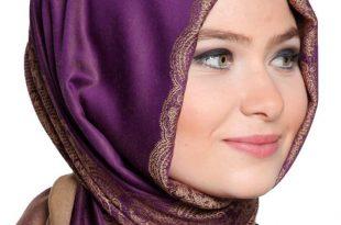 صورة صور بنات محجبات جميلات , وقار الحجاب وجماله للبنت