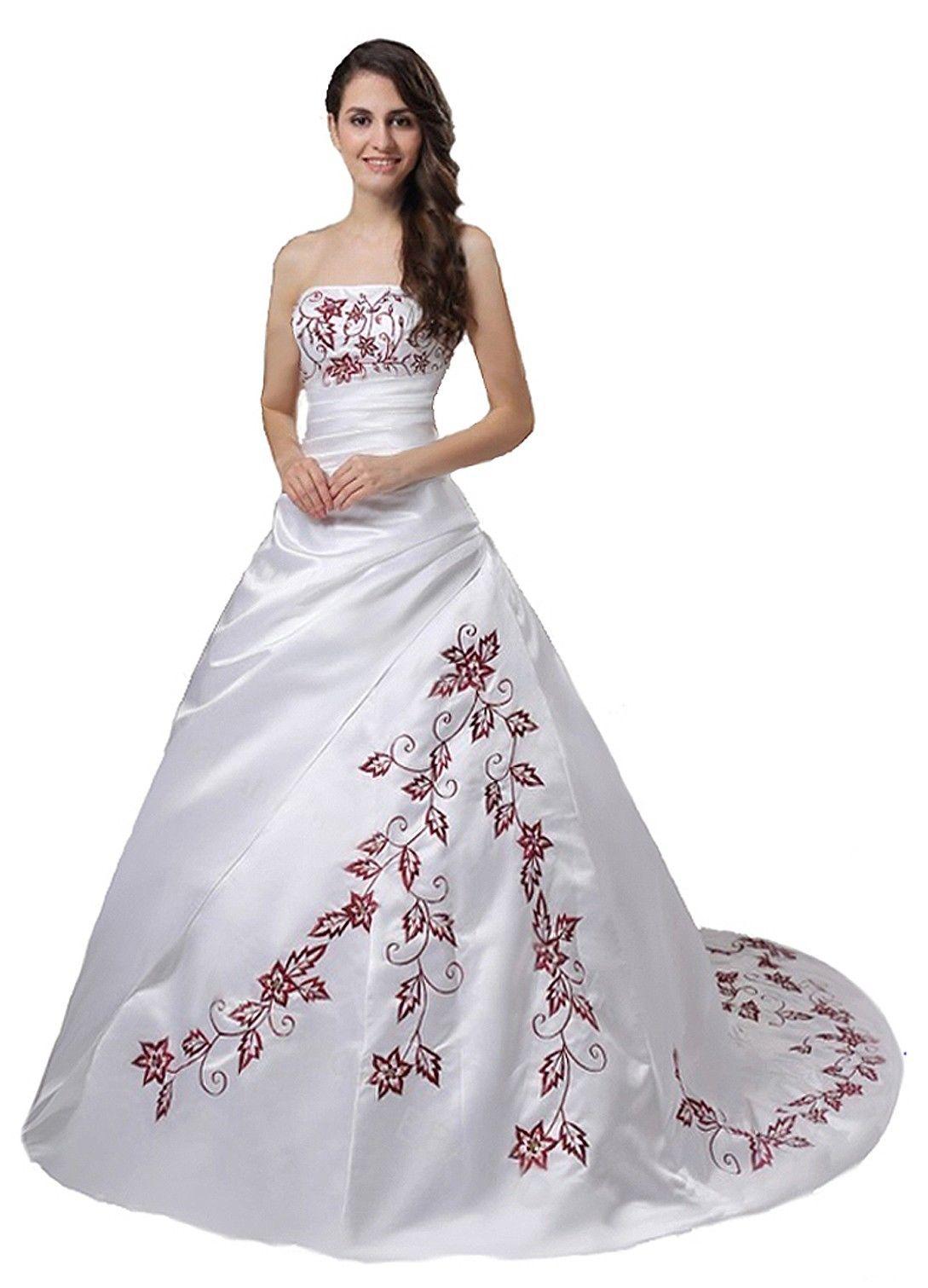 بالصور بدلات اعراس , اجمل فساتين زفاف 4269 3
