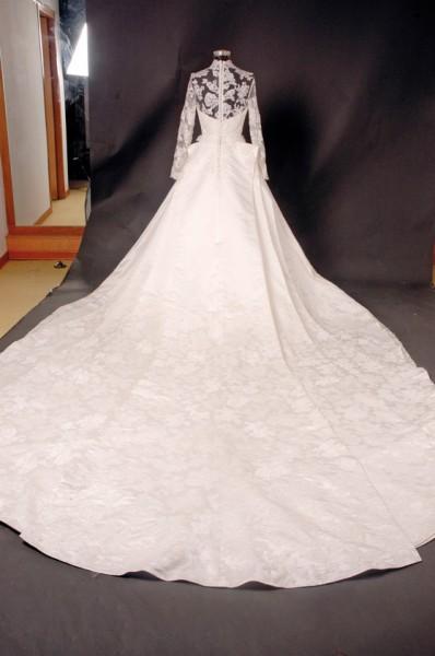 بالصور بدلات اعراس , اجمل فساتين زفاف 4269 5