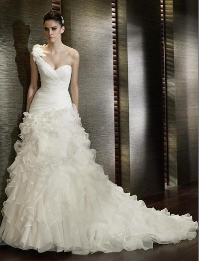 بالصور بدلات اعراس , اجمل فساتين زفاف 4269 9