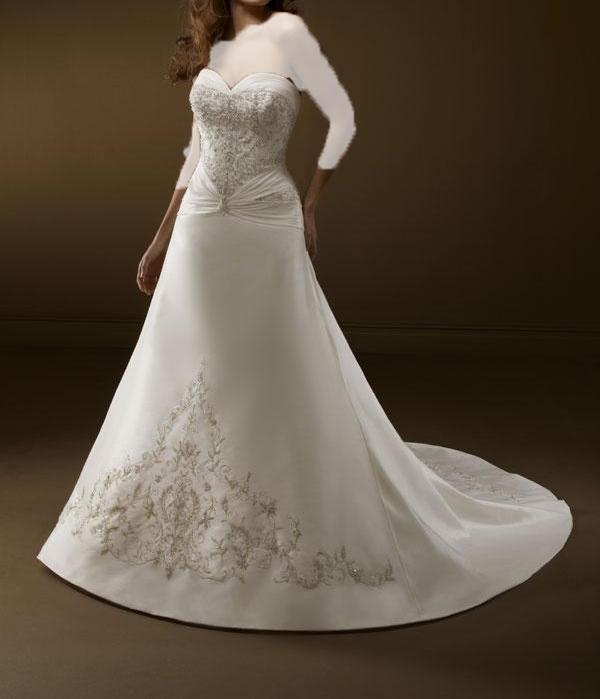 بالصور بدلات اعراس , اجمل فساتين زفاف 4269
