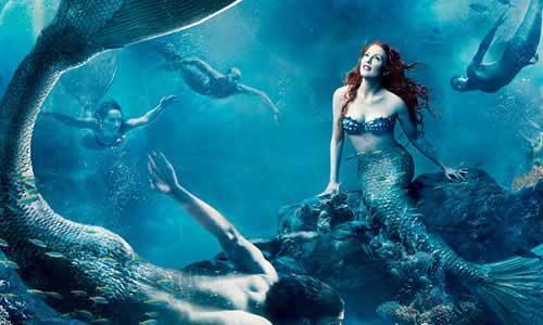 صوره صور عروسه البحر , حوريات البحار مابين الحقيقه و الاساطير