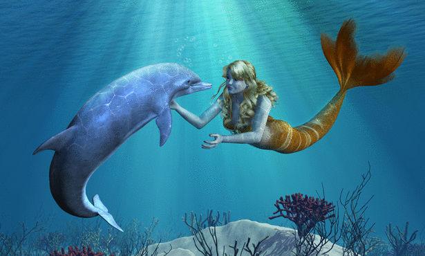 بالصور صور عروسه البحر , حوريات البحار مابين الحقيقه و الاساطير 4286 6