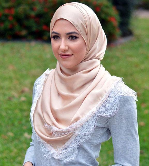 بالصور بنات محجبات , جمال الحجاب فى بنات العالم 4302 2
