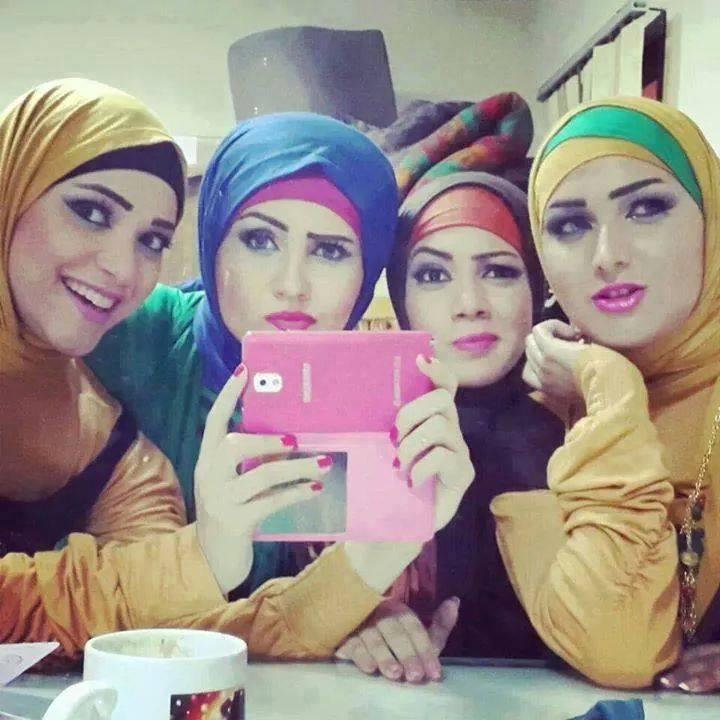بالصور بنات محجبات , جمال الحجاب فى بنات العالم 4302