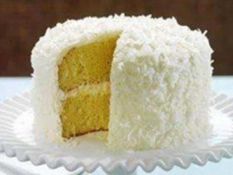 صور طريقة عمل كيكة جوز الهند , وصفه مميزة لكيكة جوز الهند