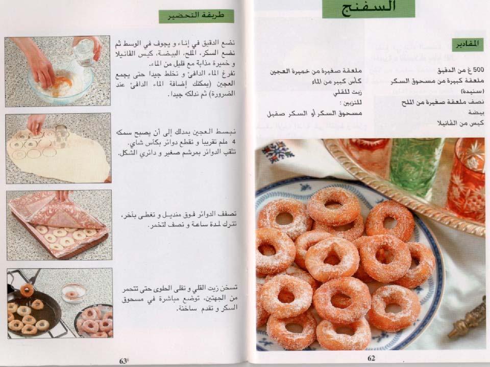 بالصور حلويات رمضانية بالصور والمقادير , اشهي حلويات رمضانية 5776 7
