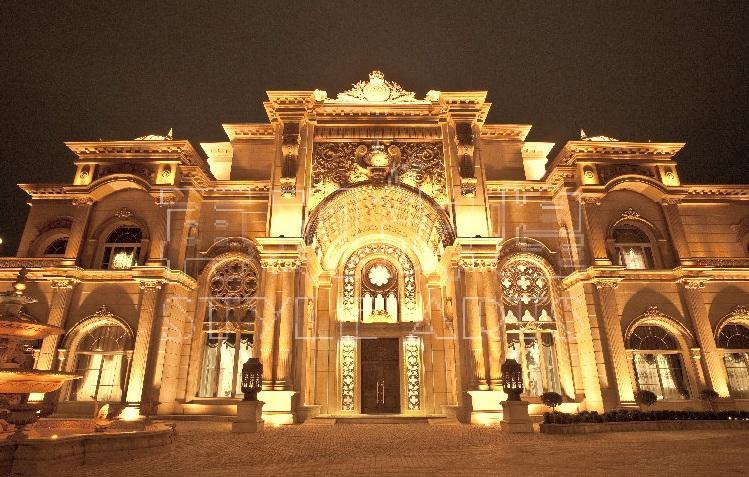 صورة قصر فخم , اروع صور لقصور فخمة جدا