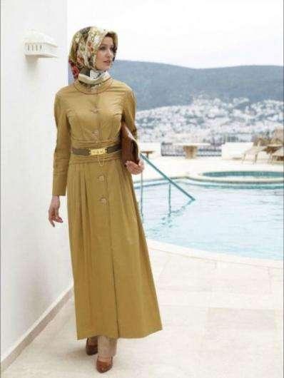 بالصور ملابس تركية للمحجبات , ارقي ملابس تركي لفتيات محجبة 6262 2