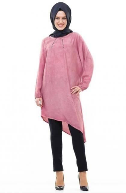 بالصور ملابس تركية للمحجبات , ارقي ملابس تركي لفتيات محجبة 6262 8