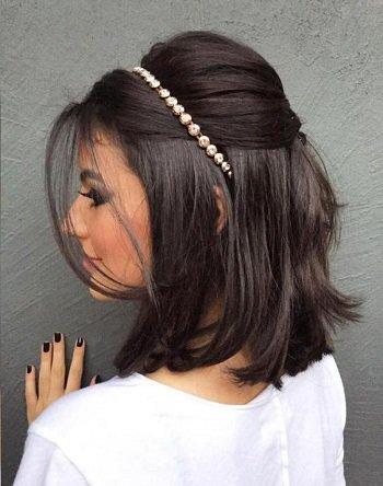 صور تسريحات شعر قصير , اجمل تسريحة مناسبة للشعر القصير