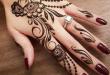 بالصور صور نقش حناء , اجمل صور لرسومات حناء متميزة 6373 2 110x75