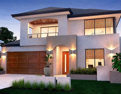 بالصور واجهات منازل , اجمل واجهات لمنازل رائعة 6381 5