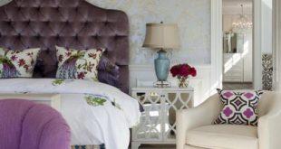صوره ورق جدران لغرف النوم , اجمل ديكورات لورق الحائط لغرفة النوم