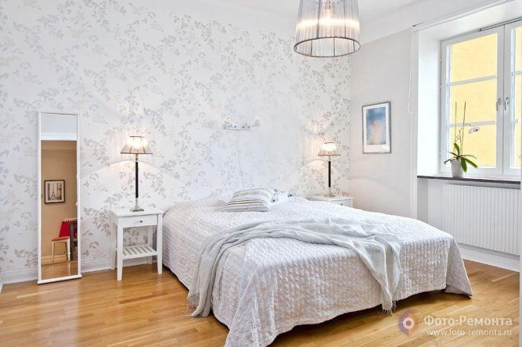 بالصور ورق جدران لغرف النوم , اجمل ديكورات لورق الحائط لغرفة النوم 6386 9