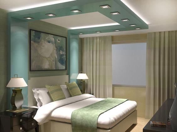 صورة ديكورات غرف نوم 2019 , احدث ديكور لغرفة النوم 2019