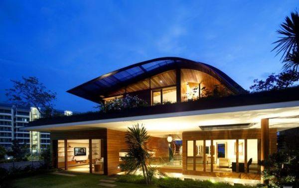 بالصور تصاميم بيوت , اروع تصميمات لبيوت مميزة 6393 3
