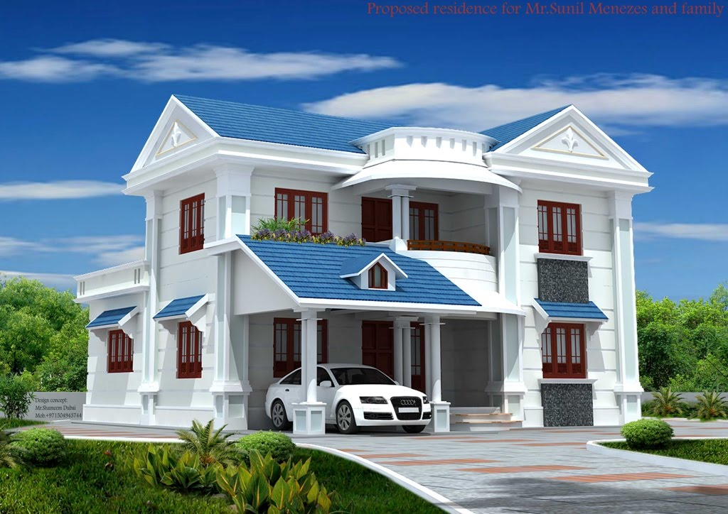 بالصور تصاميم بيوت , اروع تصميمات لبيوت مميزة 6393 4