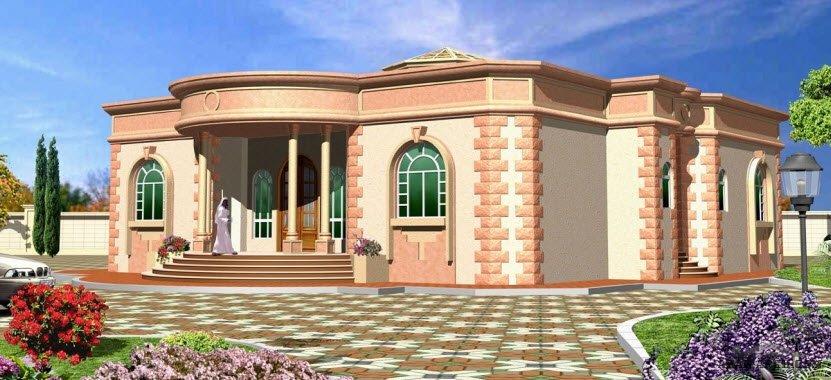 بالصور تصاميم بيوت , اروع تصميمات لبيوت مميزة 6393 8