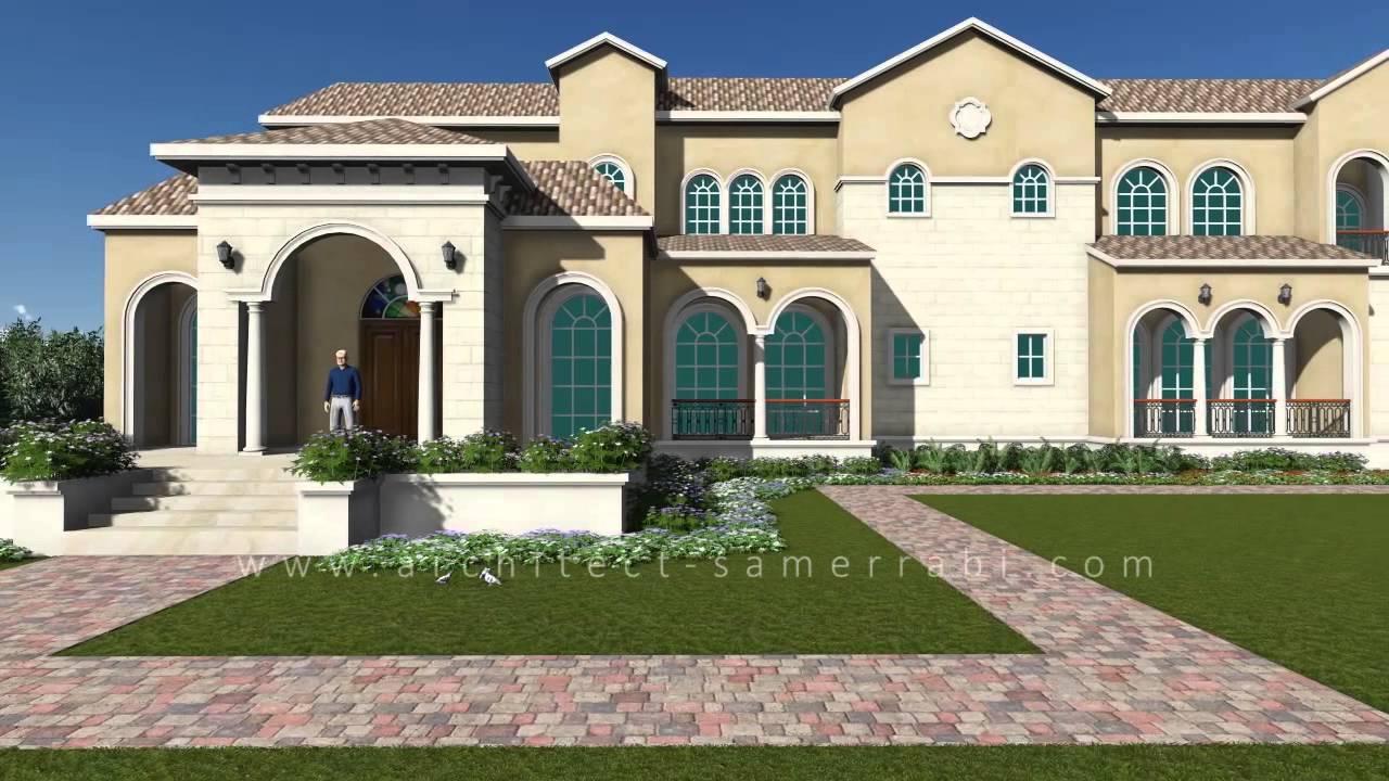 بالصور تصاميم بيوت , اروع تصميمات لبيوت مميزة 6393 9