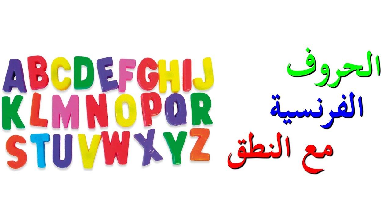صور حروف اللغة الفرنسية , تعرف علي حروف اللغة الفرنسية
