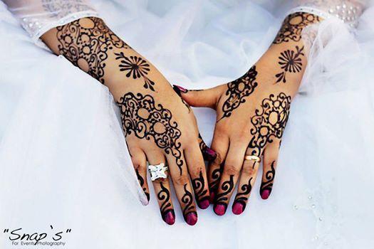 بالصور رسومات حنة سودانية , اجمل رسمة للحنة السودانيه 6436 5