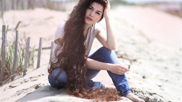 بالصور اطول شعر في العالم , شاهد اطول شعر موجود بالعالم 6442 1