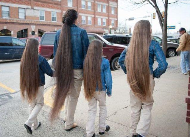 بالصور اطول شعر في العالم , شاهد اطول شعر موجود بالعالم 6442 5