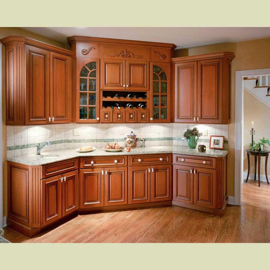 بالصور مطابخ خشب , اجمل تصميمات للمطابخ الخشب 6460 2