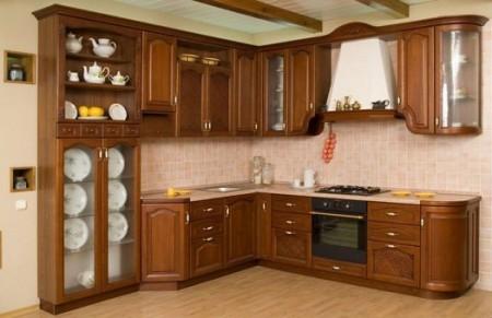 بالصور مطابخ خشب , اجمل تصميمات للمطابخ الخشب 6460 3