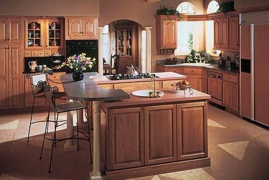 بالصور مطابخ خشب , اجمل تصميمات للمطابخ الخشب 6460 7