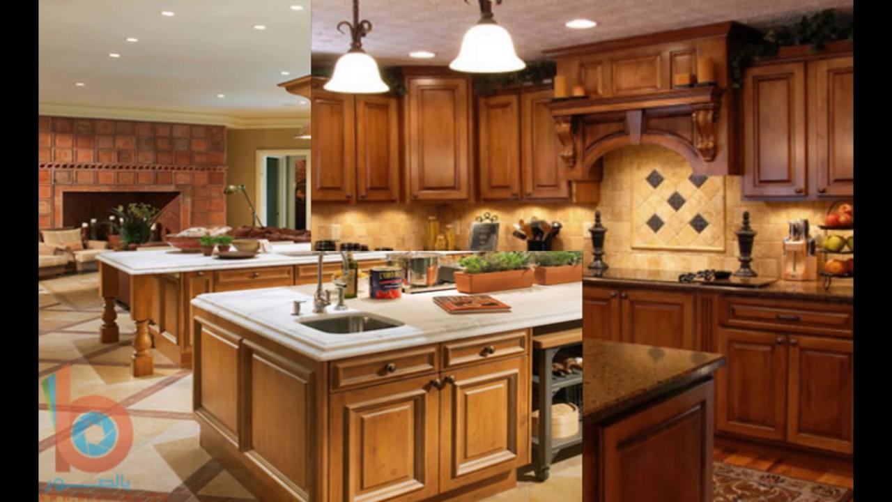 بالصور مطابخ خشب , اجمل تصميمات للمطابخ الخشب 6460 8