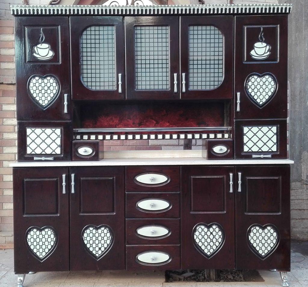 صورة مطابخ خشب , اجمل تصميمات للمطابخ الخشب