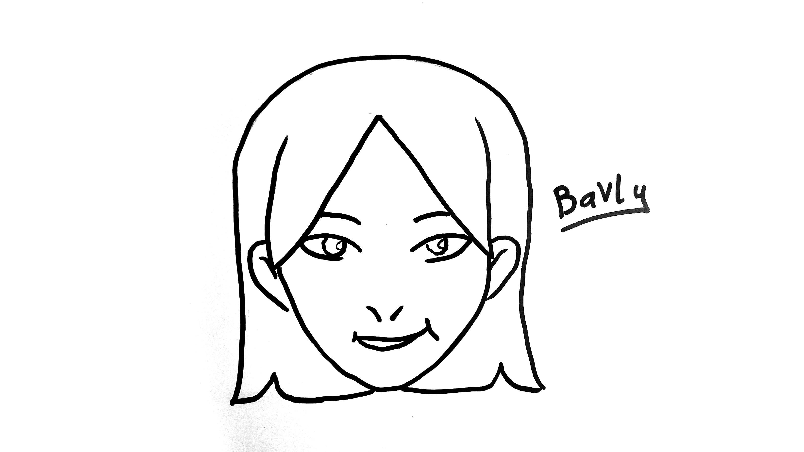 رسم سهل جدا اجمل رسومات سهلة ومميزة المنام