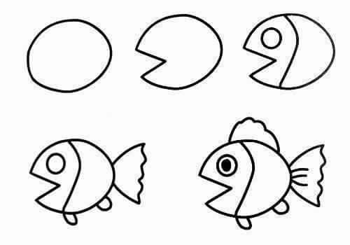 بالصور رسم سهل جدا , اجمل رسومات سهلة ومميزة 6528 7