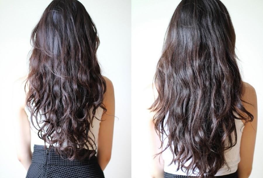 صور كيف اطول شعري , طرق مميزة لتطويل الشعر