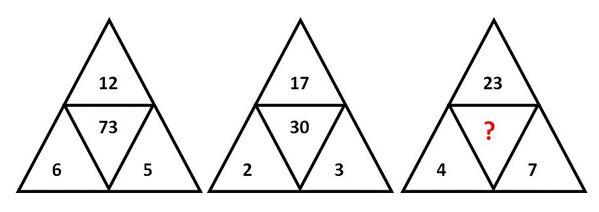 بالصور الغاز رياضيات سهلة مع الحل , اسهل الغاز رياضيه بالحل 6581 2