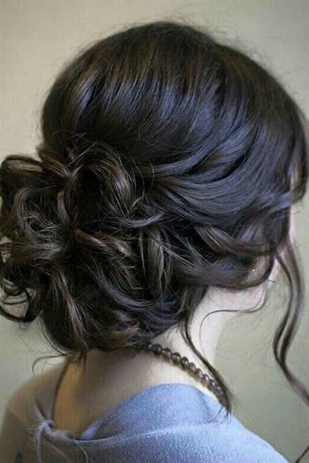 بالصور تسريحات شعر بسيطة , اسهل تسريحة للشعر بشكل بسيط 6585 2