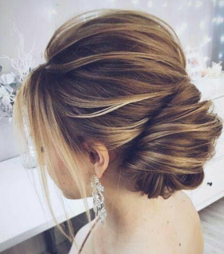 بالصور تسريحات شعر بسيطة , اسهل تسريحة للشعر بشكل بسيط 6585 7