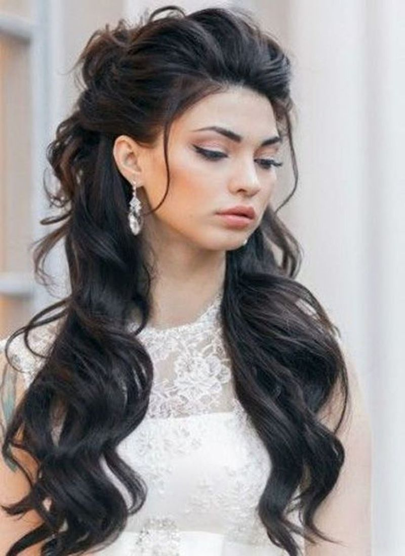 بالصور تسريحات شعر بسيطة , اسهل تسريحة للشعر بشكل بسيط 6585 9