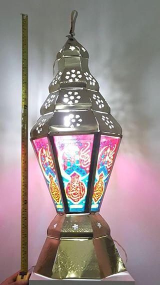 صوره اشكال فوانيس رمضان , اجمل شكل لفانوس رمضان المميز