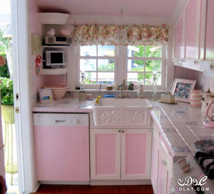 بالصور اشكال مطابخ صغيرة , اجمل شكل لمطبخ صغير 6646 3