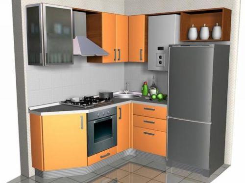 بالصور اشكال مطابخ صغيرة , اجمل شكل لمطبخ صغير 6646 4