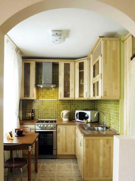 بالصور اشكال مطابخ صغيرة , اجمل شكل لمطبخ صغير 6646 7