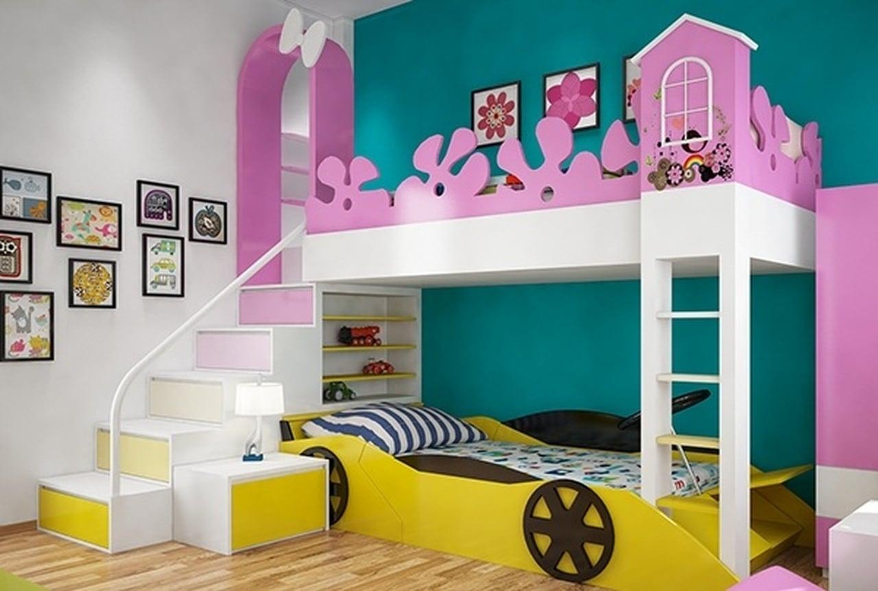 بالصور صور غرف اطفال , اجمل تصميمات لغرف الاطفال 6650 2